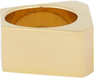 Saint Laurent Colorblock Ring