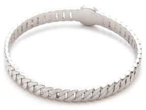 Marc by Marc Jacobs Skinny Turnlock Bangle
