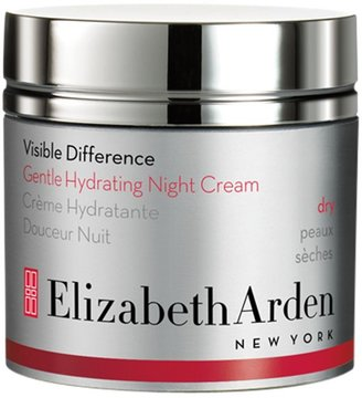 Elizabeth Arden Visible Difference Gentle Hydrating Night Cream, 50ml