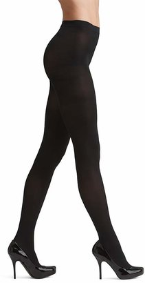 HUE Opaque Control Top Tights $15 thestylecure.com