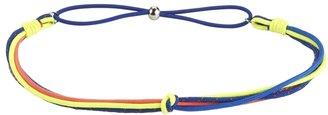 Aeropostale Striped & Dotted Rope Headband