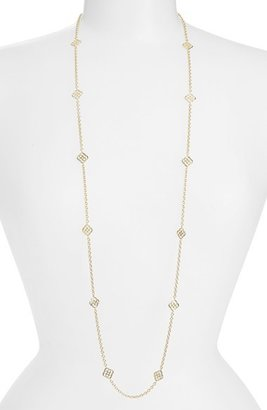 Women's Kendra Scott 'Devalyn' Long Station Necklace $90 thestylecure.com