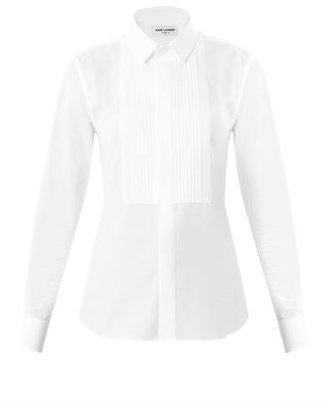 Saint Laurent Tuxedo shirt