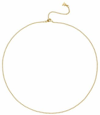 Temple St. Clair 18K Yellow Gold Ball Necklace Chain