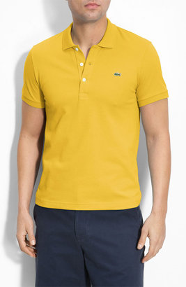 Lacoste Stretch Pique Polo