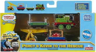 Fisher-Price Thomas the Train: Take N' Play Diesel Works Delivery