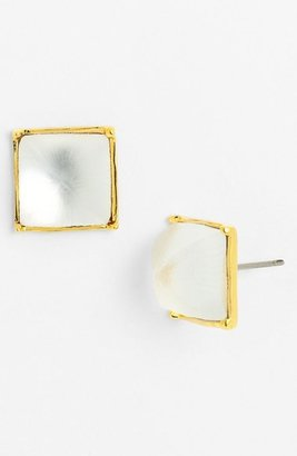Alexis Bittar 'Lucite®' Pyramid Stud Earrings