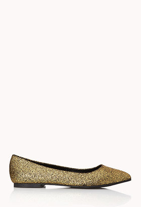 Forever 21 Disco Flats