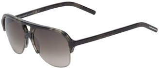 Christian Dior 'Blacktie' panama sunglasses