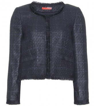 Alice + Olivia Kidman tweed jacket