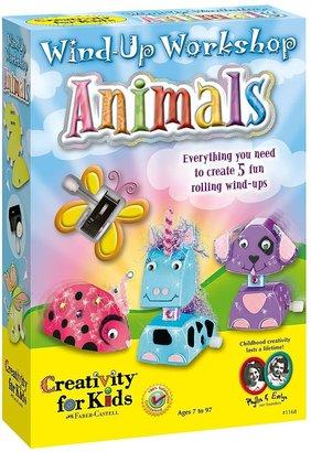 Creativity For Kids Wind-Up Workshop Animals