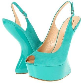 Giuseppe Zanotti E30028 Women's Wedge Shoes
