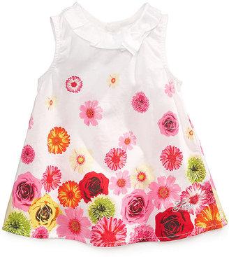 GUESS Girls' Floral Dress & Panty