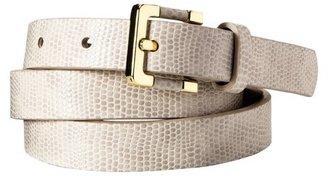 Merona Textured Career Belt - Natural
