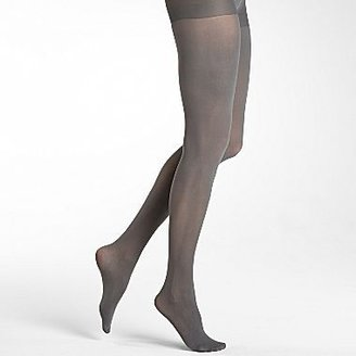 JCPenney Fashion Flat Opaque Tights
