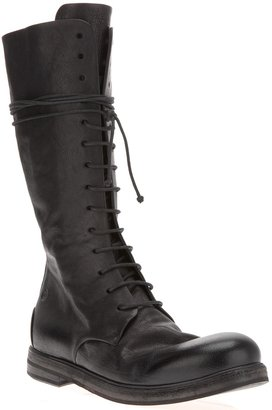 Marsèll long lace-up boot