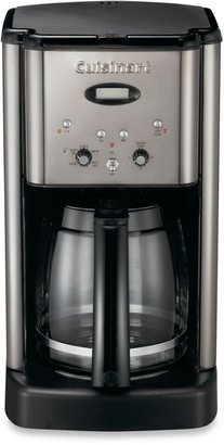 Cuisinart Brew CentralTM 12-Cup Programmable Coffee Maker in Black and Chrome