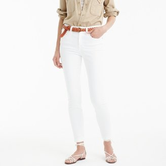 Lookout high-rise jean in white $115 thestylecure.com