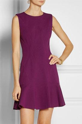 Diane von Furstenberg Jaelyn stretch-ponte mini dress
