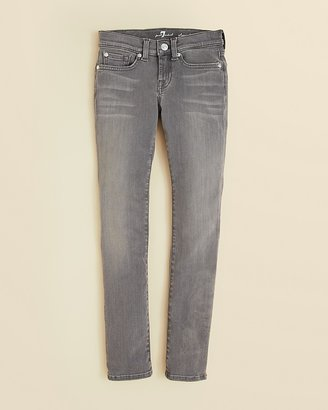 7 For All Mankind Girls' Straight Leg Jeans - Sizes 7-14