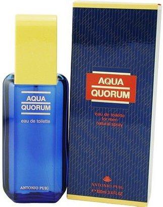 Antonio Puig Aqua Quorum Eau de Toilette Spray for Men