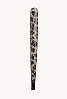 Forever 21 Leopard Print Tweezers