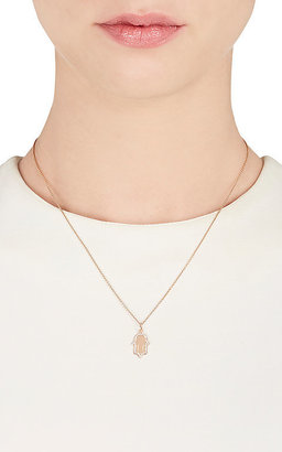 Ileana Makri Women's Hamsa Pendant Necklace