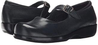 SoftWalk Jupiter (Black Soft Leather) Women's Shoes