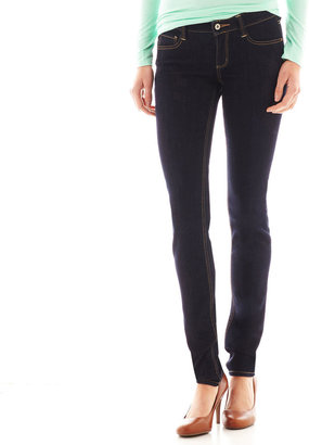 ARIZONA Arizona Super Skinny Jeans-Juniors $42 thestylecure.com