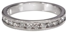 EFFY COLLECTION Diamond Ring in 14 Kt. In White Gold, 0.5 ct. t.w.