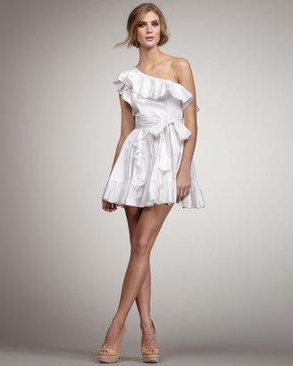 Rachel Zoe Isabelle Ruffle Dress