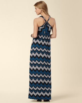 Soma Intimates Knotted Back Maxi Dress