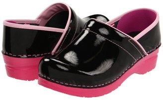 Sanita Professional Xenia Patent (Pink) - Footwear
