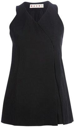 Marni V-neck vest top