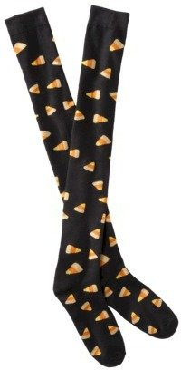 Xhilaration Juniors Halloween Knee High Socks - Assorted Colors/Patterns One Size Fits Most