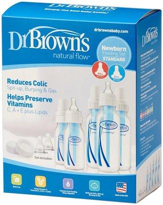 Dr Browns Dr. Brown's Natural Flow Newborn Feeding Set