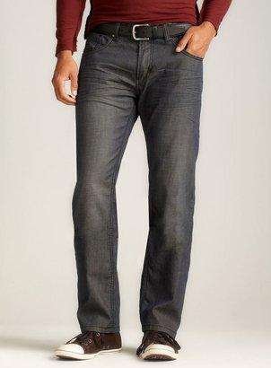 X-Ray Mens Denim, Skinny Tinted Brown Jean