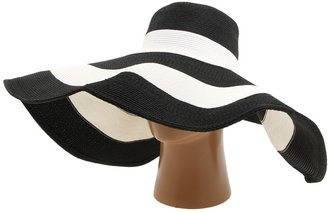San Diego Hat Company PBX5000 (Black/White) - Hats