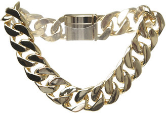 Arden B Chunky Chain Link Necklace