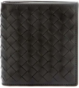 Bottega Veneta woven card wallet