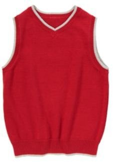 Crazy 8 Tipped Sweater Vest