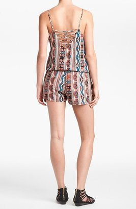 Lucca Couture 'Dusty Rose' Romper