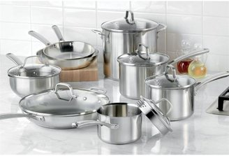 Calphalon 14-pc. Stainless Steel Classic Stainless Steel Cookware Set