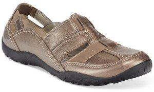 Clarks Collection Women's Haley Stork Slip-On Flats Women's Shoes