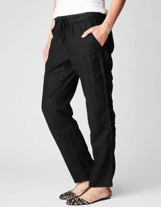 True Religion Cargo Womens Linen Pant