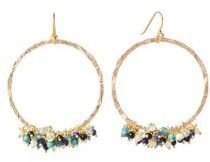 Anthropologie Rush Hour Earrings