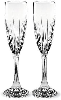 Baccarat Jupiter Champagne Flutes/Set of 2