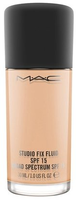MAC MAC Studio Fix Fluid Foundation Spf 15 - C3.5 $28 thestylecure.com