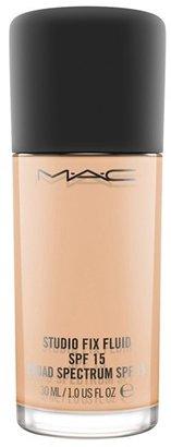 MAC MAC Studio Fix Fluid Foundation Spf 15 - C3.5 $29 thestylecure.com