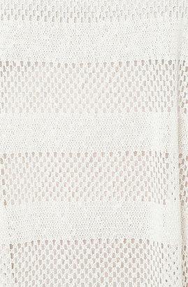 RVCA The Bori Dress in Vintage White